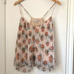 Lavender Brown blouse